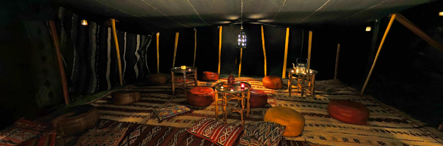Terre Nomade - Locations de tentes Khaimas, Caidales et organisation d'événements