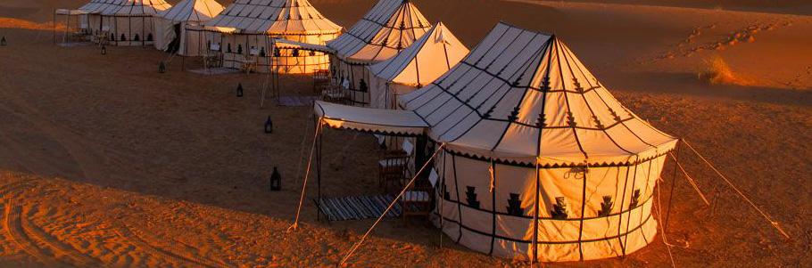 Location de tentes traditionnelles Marocaines Caïdales