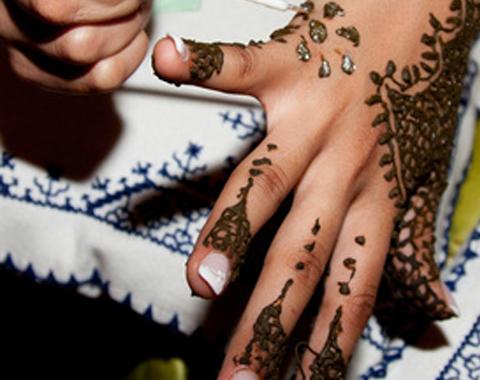 Tentes traditionnelles Marocaine - Mariage et réceptions