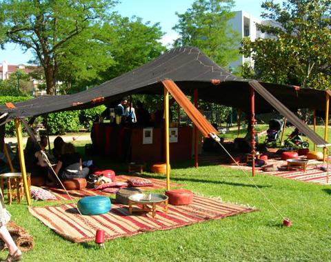 Ventes de tentes originales Marocaine, Berbère (Khaïma) et Caïdales